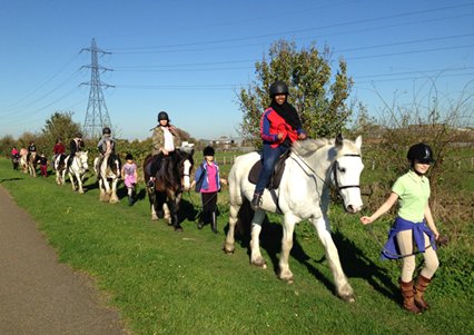 Horse Riding - The Woodward Charitable Trust